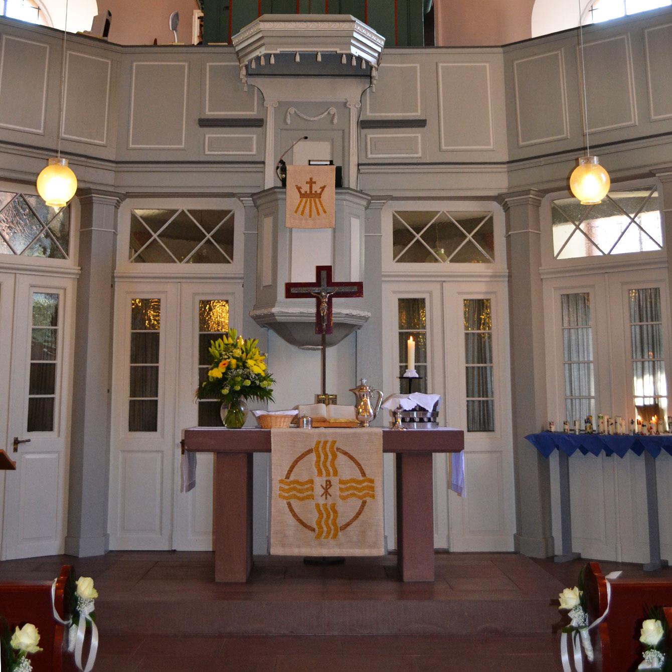 Taufsprüche Evangelische Kirche