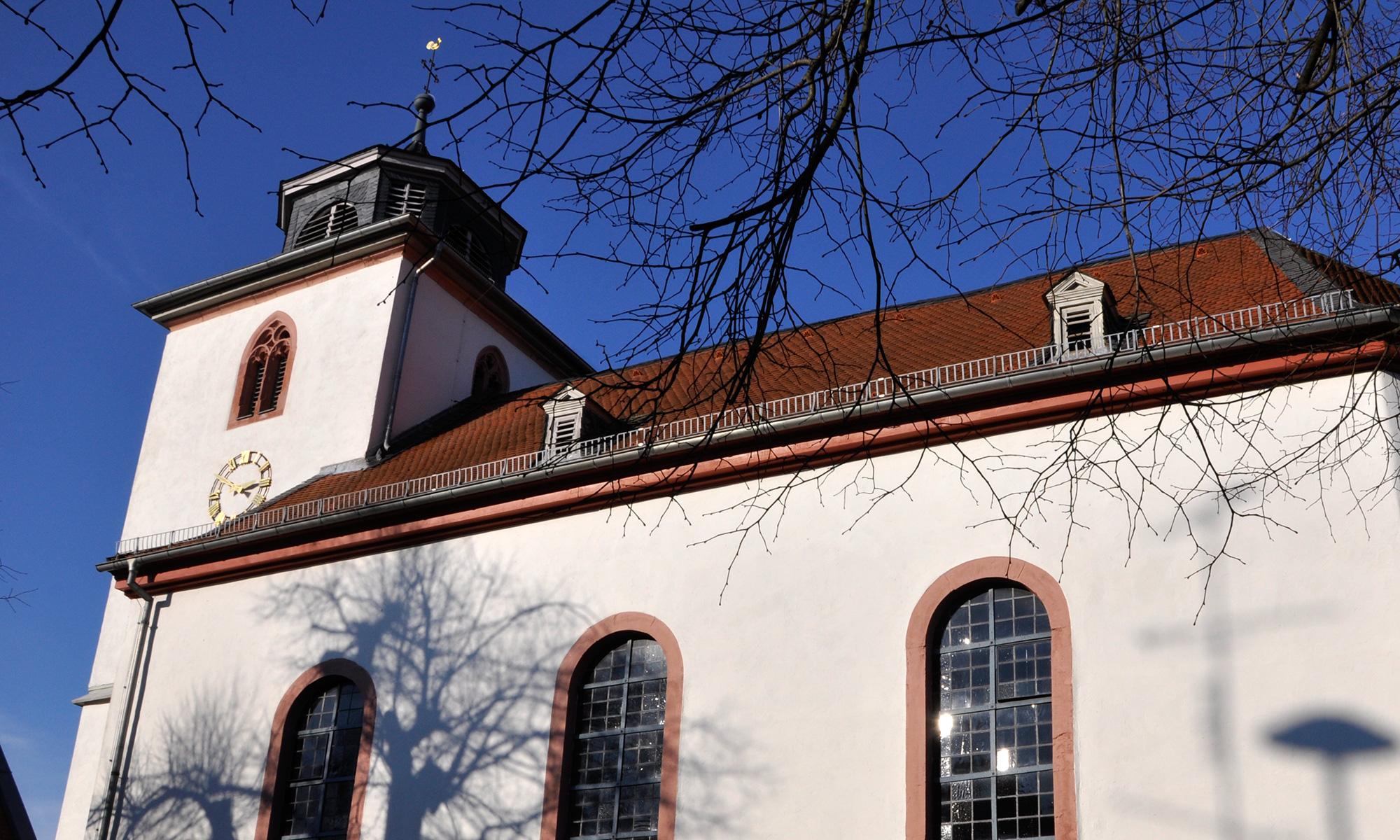 Evangelische Kirche Messel